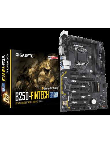 GIGABYTE B250 FINTECH 12* PCIe