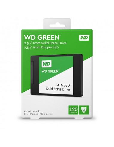 """WD GREEN SSD 120GB 2.5"""" SATA 3"""
