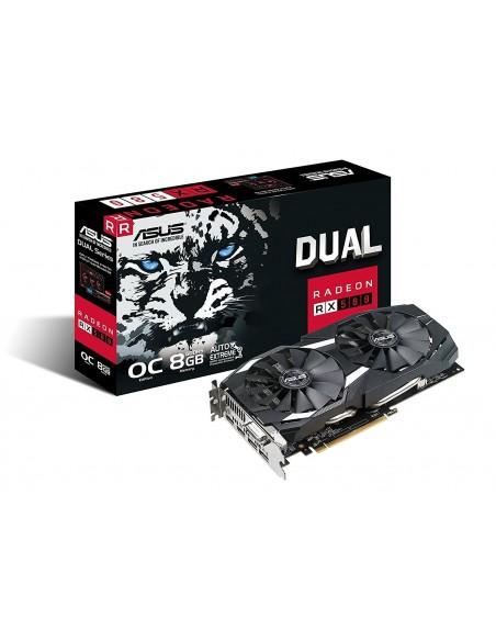 ASUS Radeon RX580 DUAL 8GB OC