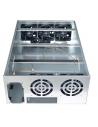 Boîtier pour le minage pouvant contenir 6 ou 8 GPU