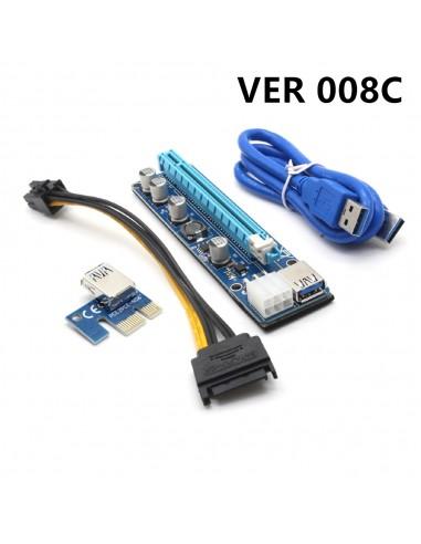 Riser ver008c USB 1m