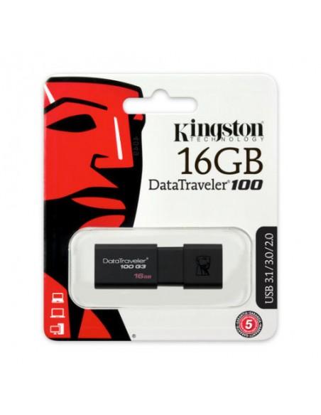 KINGSTON 16Gb DataTraveler 100 usb 3.0