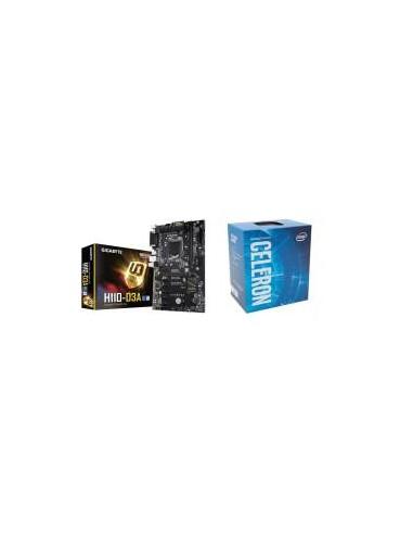 Pack Gigabyte H110 D3A + Intel Celeron G3930