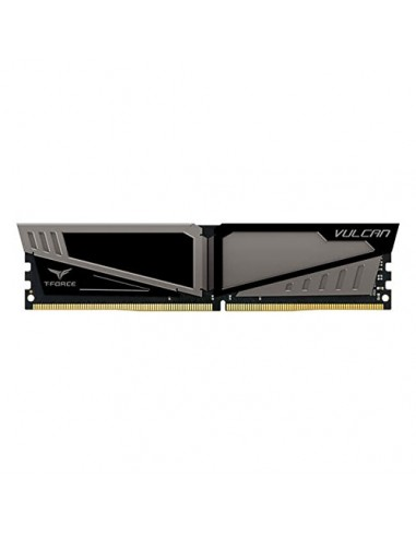 TEAM GROUP T-FORCE VULCAN GREY 8GB DDR4 - 2400 UDIMM 1.2V C16